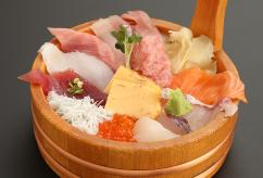 ごっそり海鮮丼
