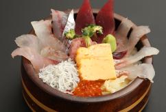 那珂湊 浜の地魚丼
