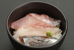 今一番うまい!!冬魚丼