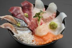 八福海鮮丼