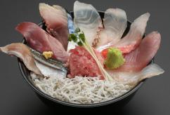浜の地魚丼
