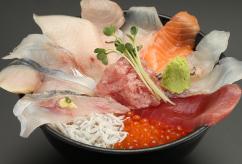 地魚 冬魚のまかない丼