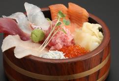 7色海鮮丼