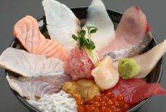 地魚満載! 名物!!炙り丼