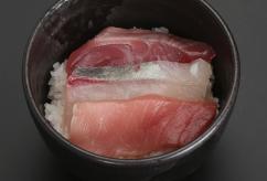 今一番うまい!!夏魚丼